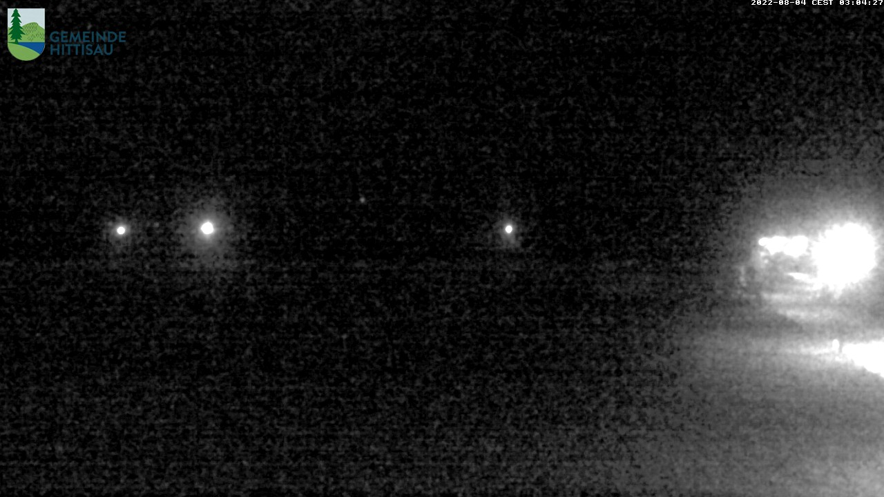 Webcam Gemeinde Hittisau
